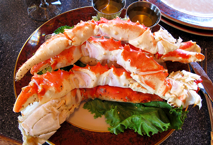 crab legs seafood near emmas bed and breakfast, things to do