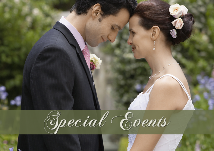 Weddings and Special Events at Emma's B&B in Springfield, Ohio