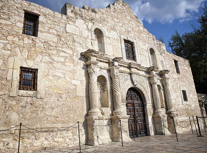 Alamo in San Antonio near Glory Hills B&B