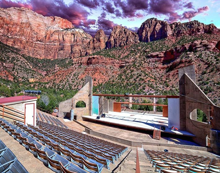 OC Tanner Ampitheater at Dixie State University