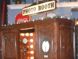 Photo Booth Rental at Danville B&B