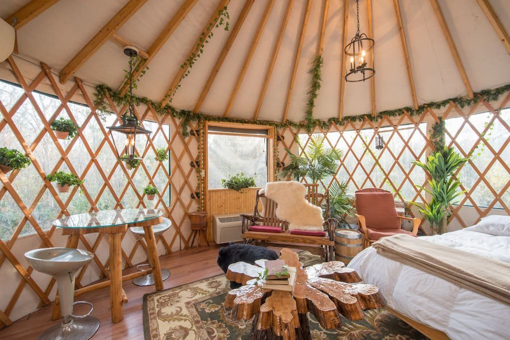The Treehouse - Geneva, Florida | Danville Bed and Breakfast