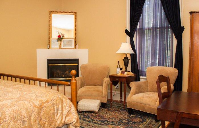 Alfred Sisley room
