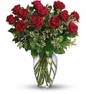 always on my mind flower arrangement at Idahom B&B