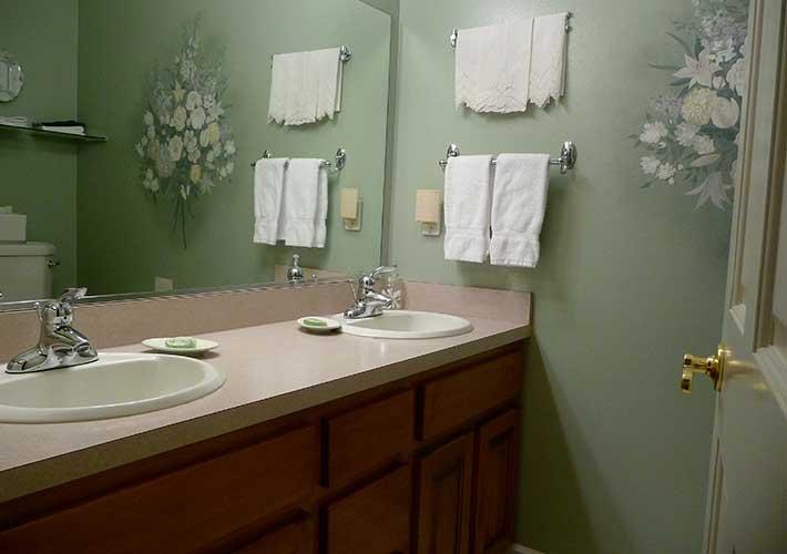 Bathroom at Idahome
