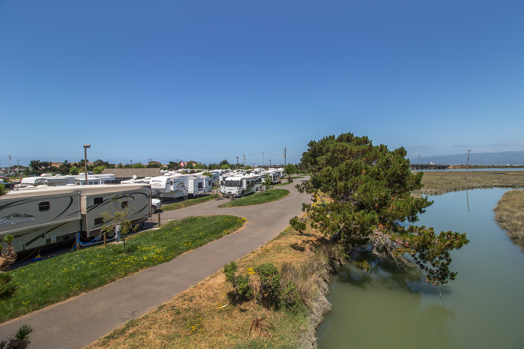 About Us Redwoods Rv Resort Shoreline Rv Park