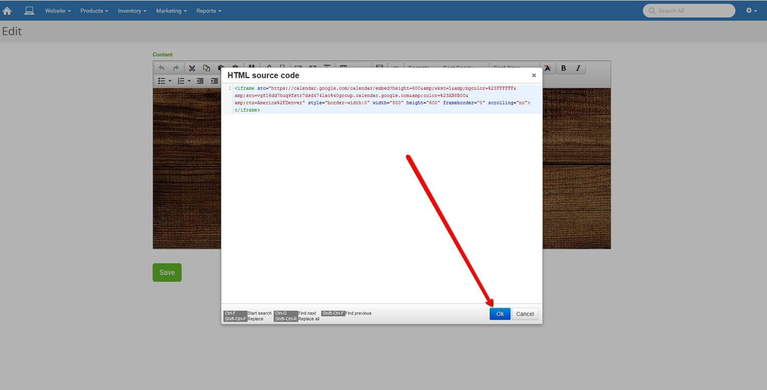 How To Embed a Google Calendar 14