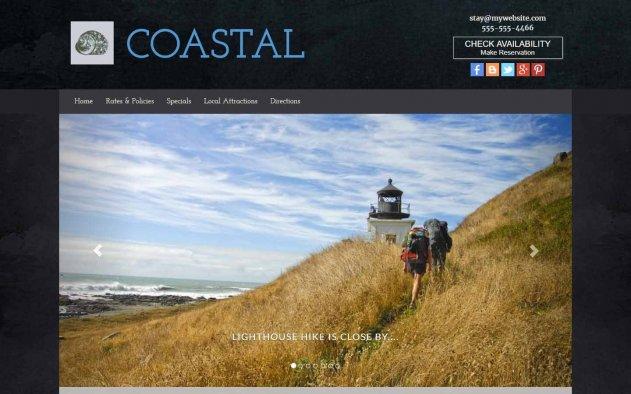 Coastal RV Park Design