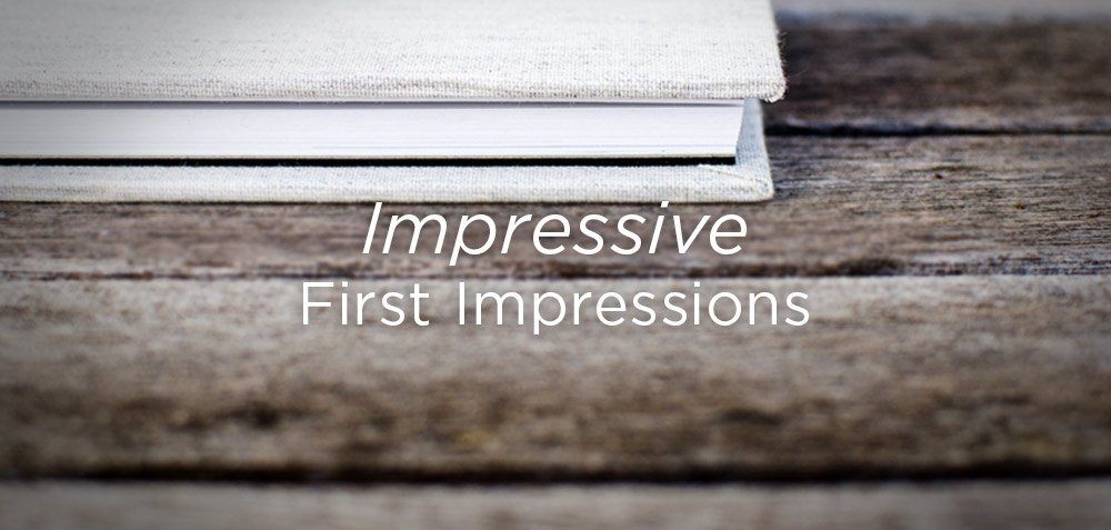 Impressove First Impressions