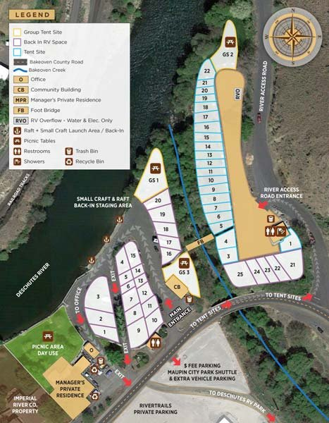 RV Park Map 3