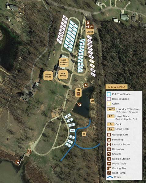 RV Park Map 4