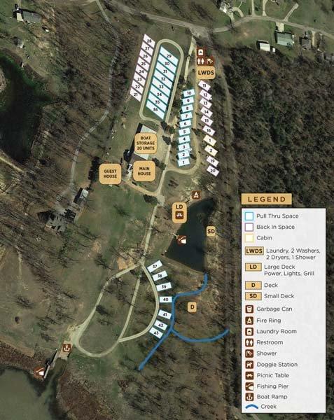 RV Park Map 4