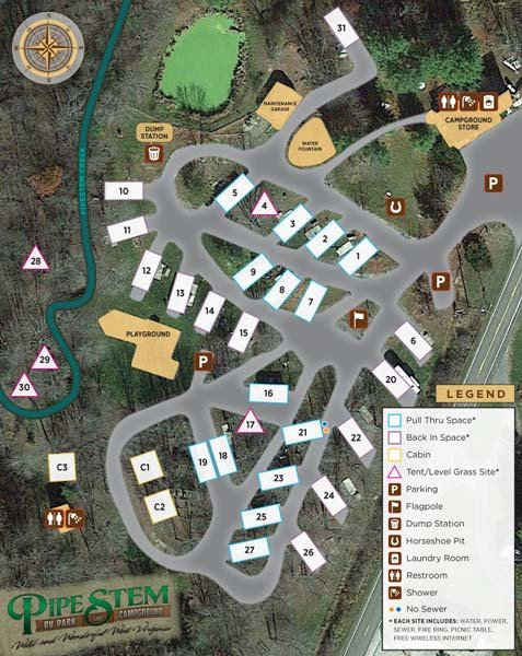 RV Park Map 2