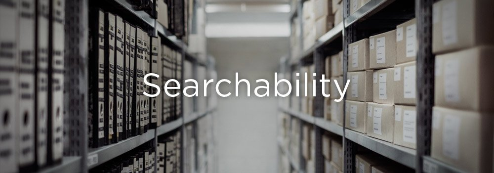 Searchy Searchability