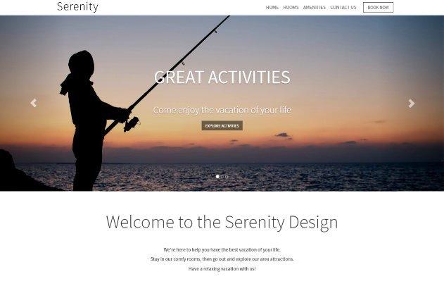 The Serenity Design