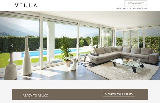 The Villa Design