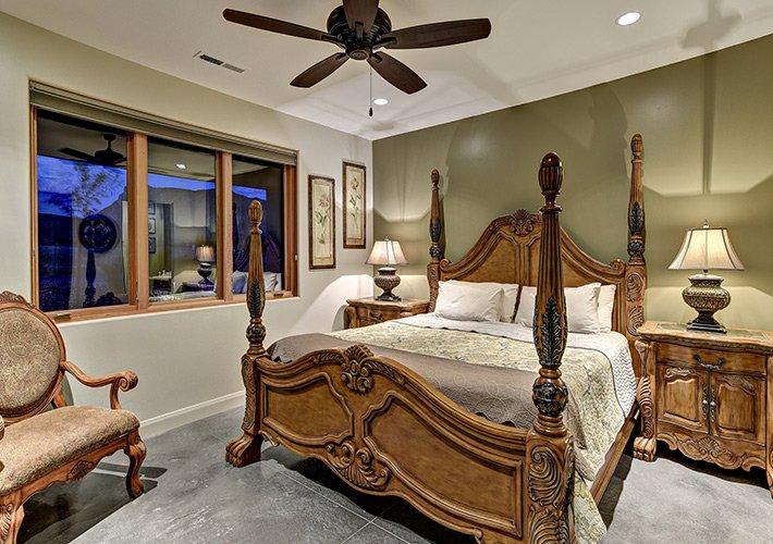 Black Ridge Room at Phoenix House in Toquerville, UT