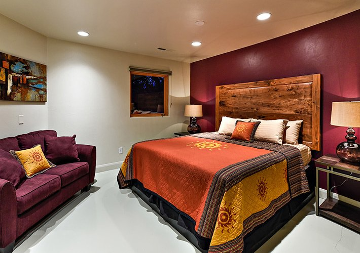 Parks Suite at Phoenix House in Toquerville, UT