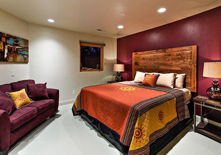 Parks Suite at Phoenix House in Toquerville, UT