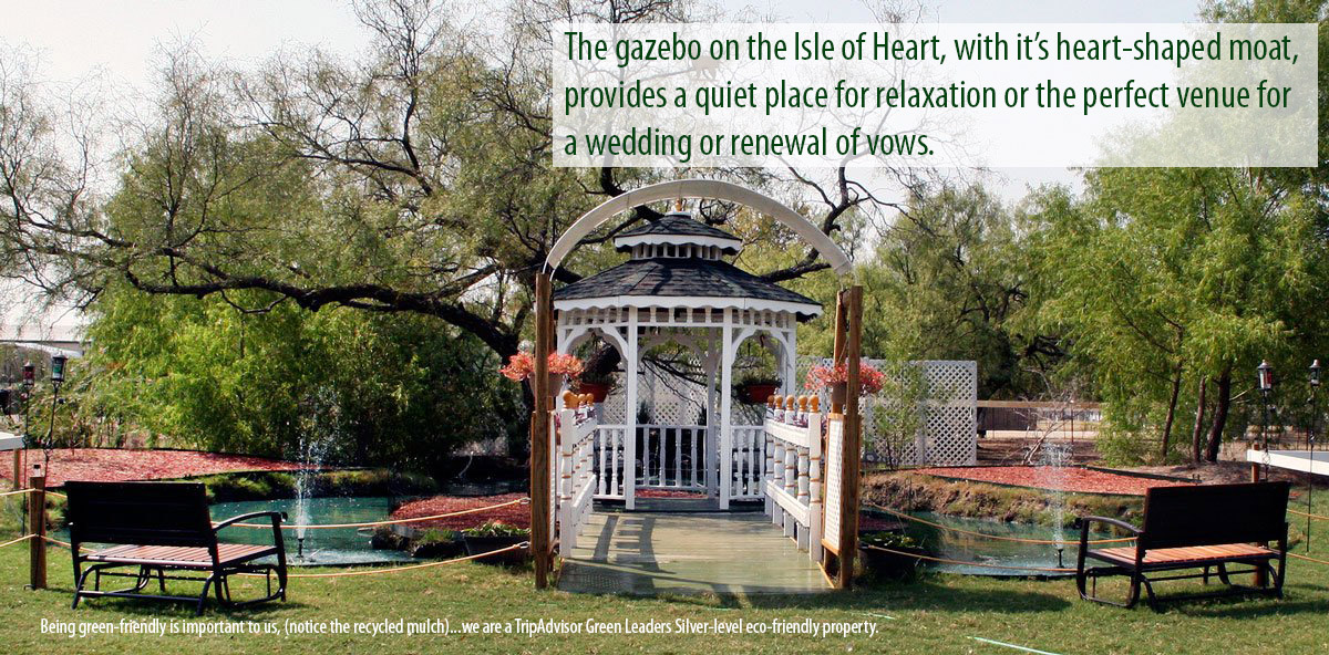 how to decorate gazebo for wedding the bed and breakfast denton tx b amp b and 4916