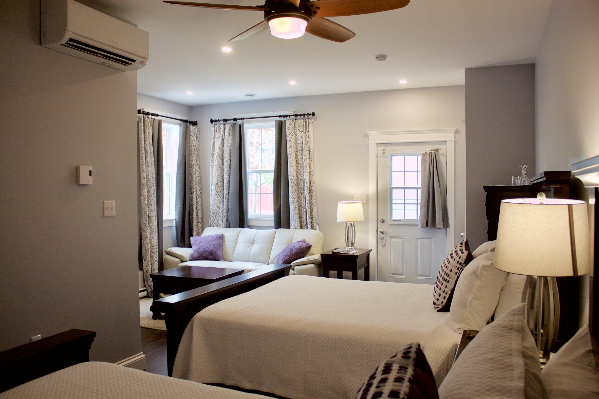 Room 11 at the Tattingstone Inn