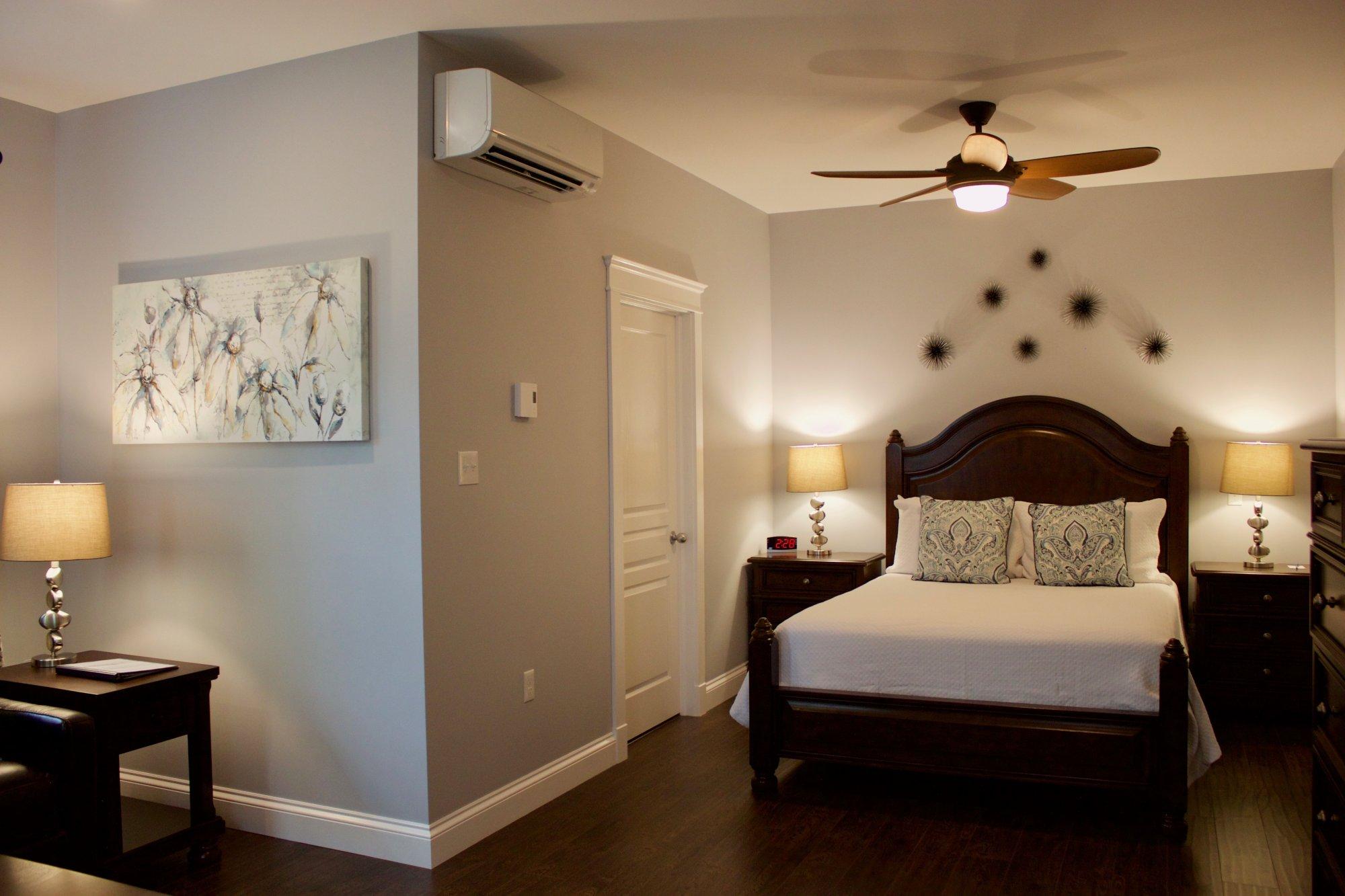 Room 12 at the Tattingstone Inn