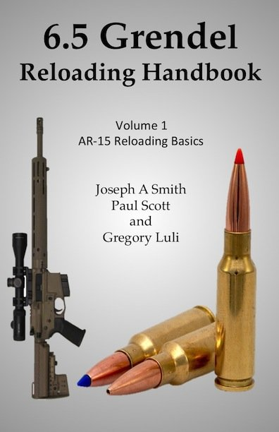 6.5 Grendel Reloading Handbook Volume 1