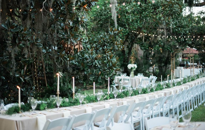 Wedding at Open Gates in Darien, GA