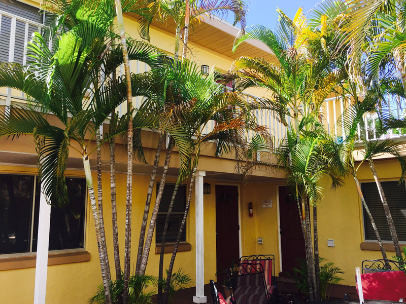 Tropical Beach Apt at Carter Vacation Rentals