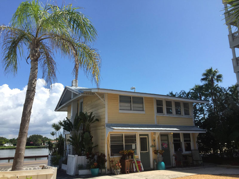 Sun n Fun Beachfront Unit 1 at Carter Vacation Rentals