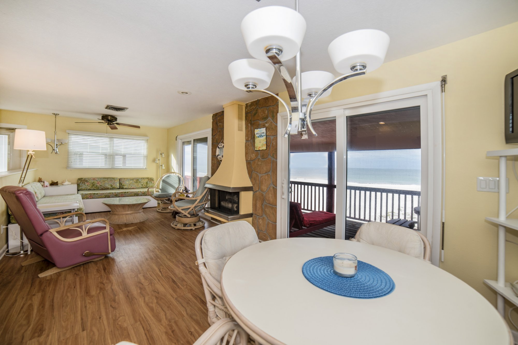Beachfront Bungalow - Indian Rocks Beach Vacation Rentals | Carter