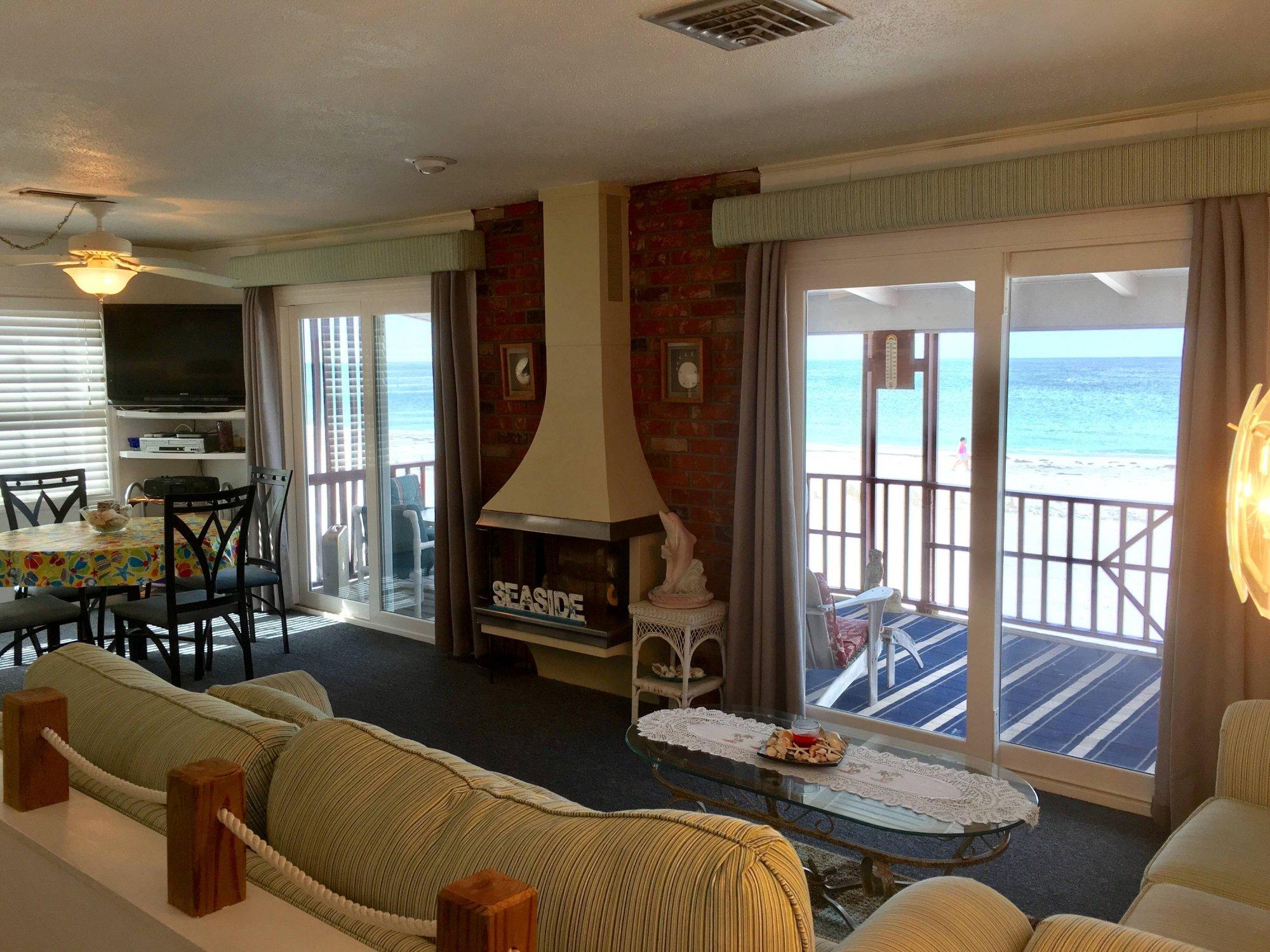 Beachfront Bungalow - Indian Rocks Beach Vacation Rentals | Carter