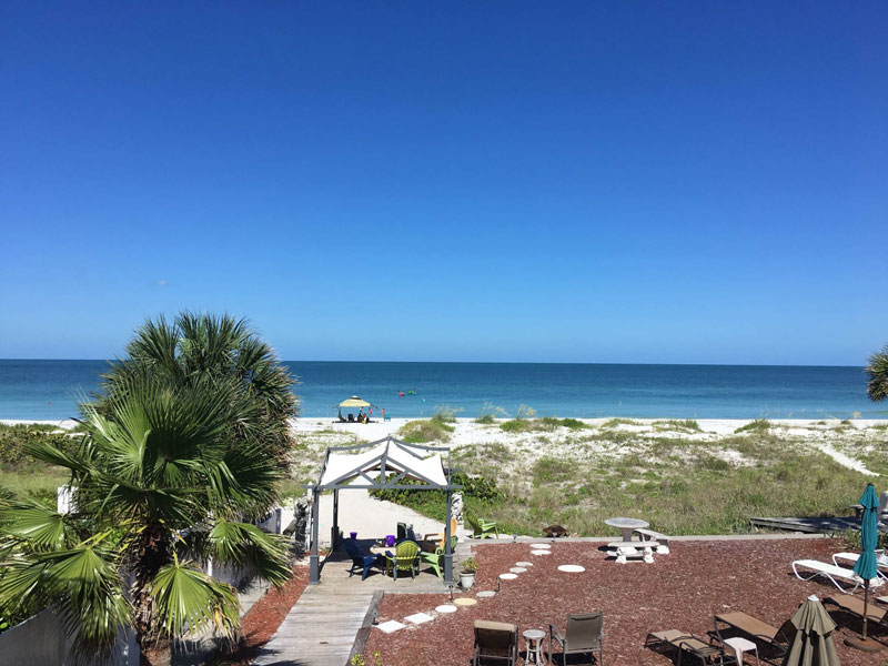Sun n Fun Beachfront Unit 3 at Carter Vacation Rentals