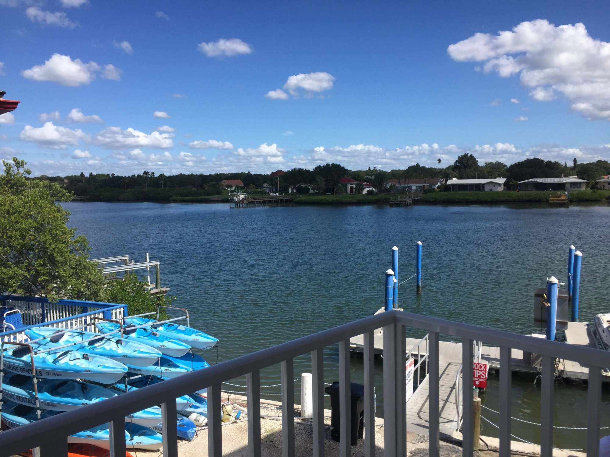 Waterfront Apartments Indian Rocks Beach Vacation