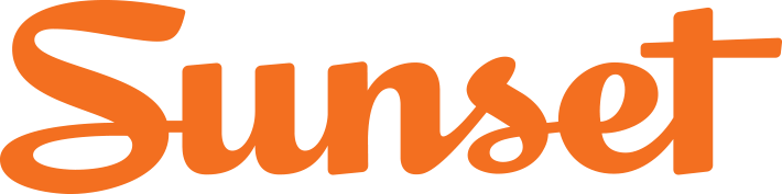 sunset magazine logo