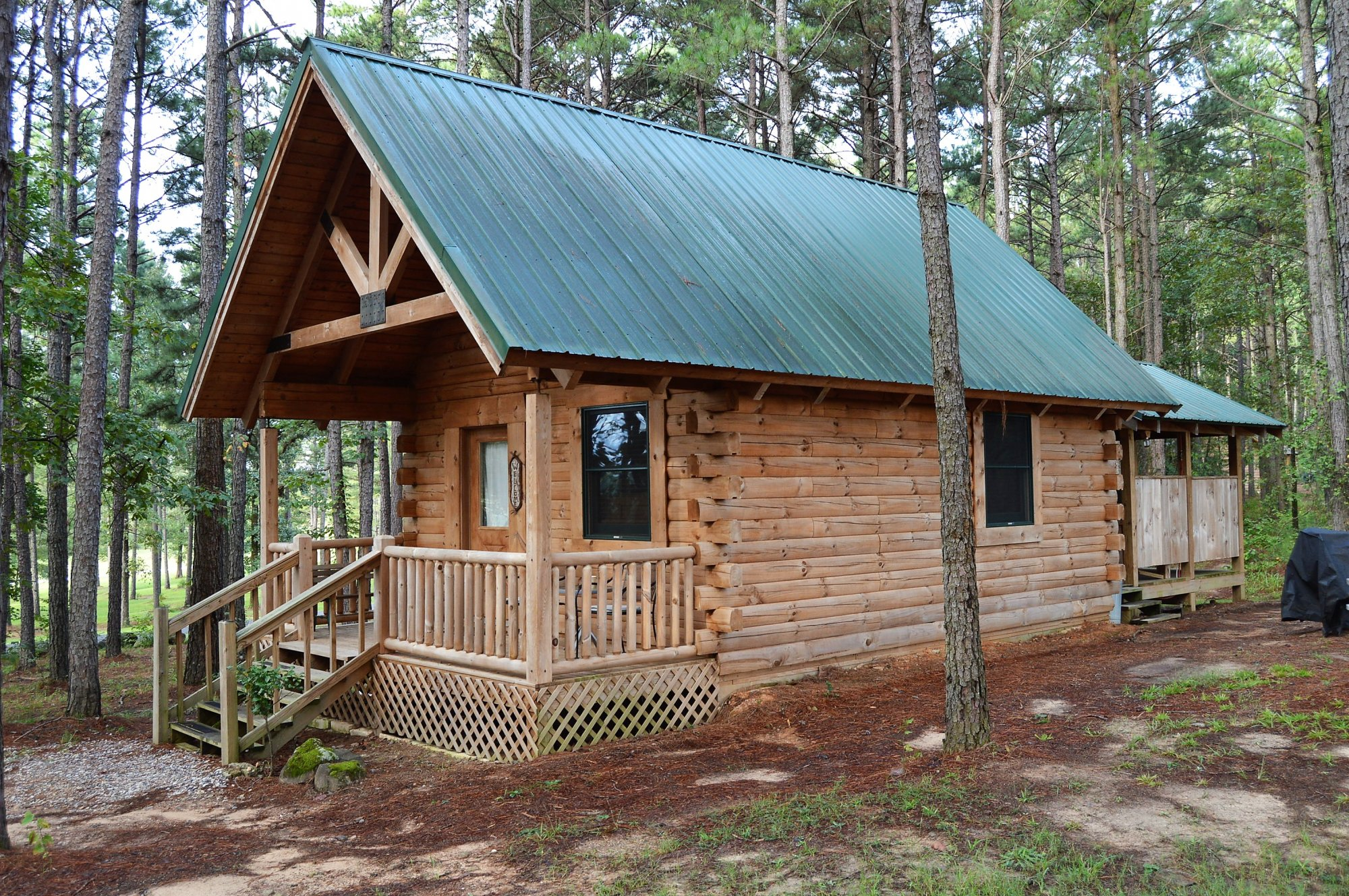 Country Charm Log Cabins Bismarck Arkansas Cabins