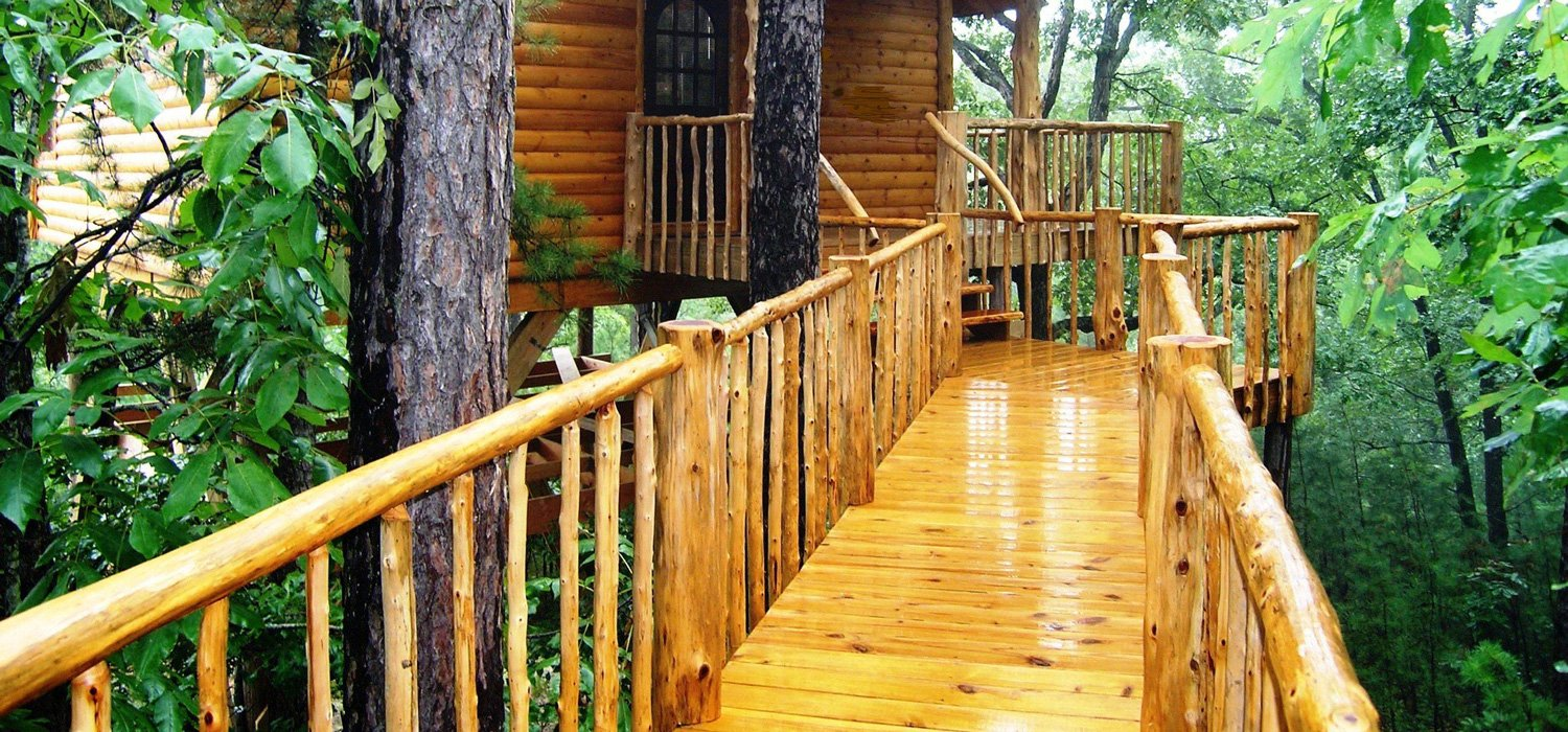 rentals in bluff eureka arkansas lodging cabins springs lodge treehouse autumn scooter ark