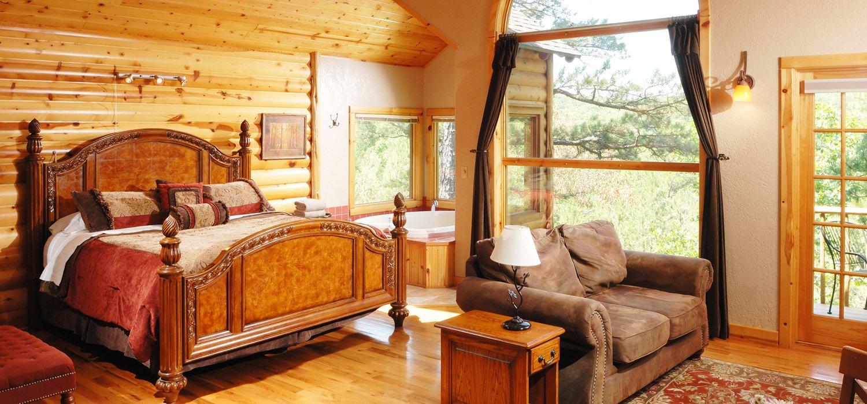 Merveilleux Treehouse Cottages