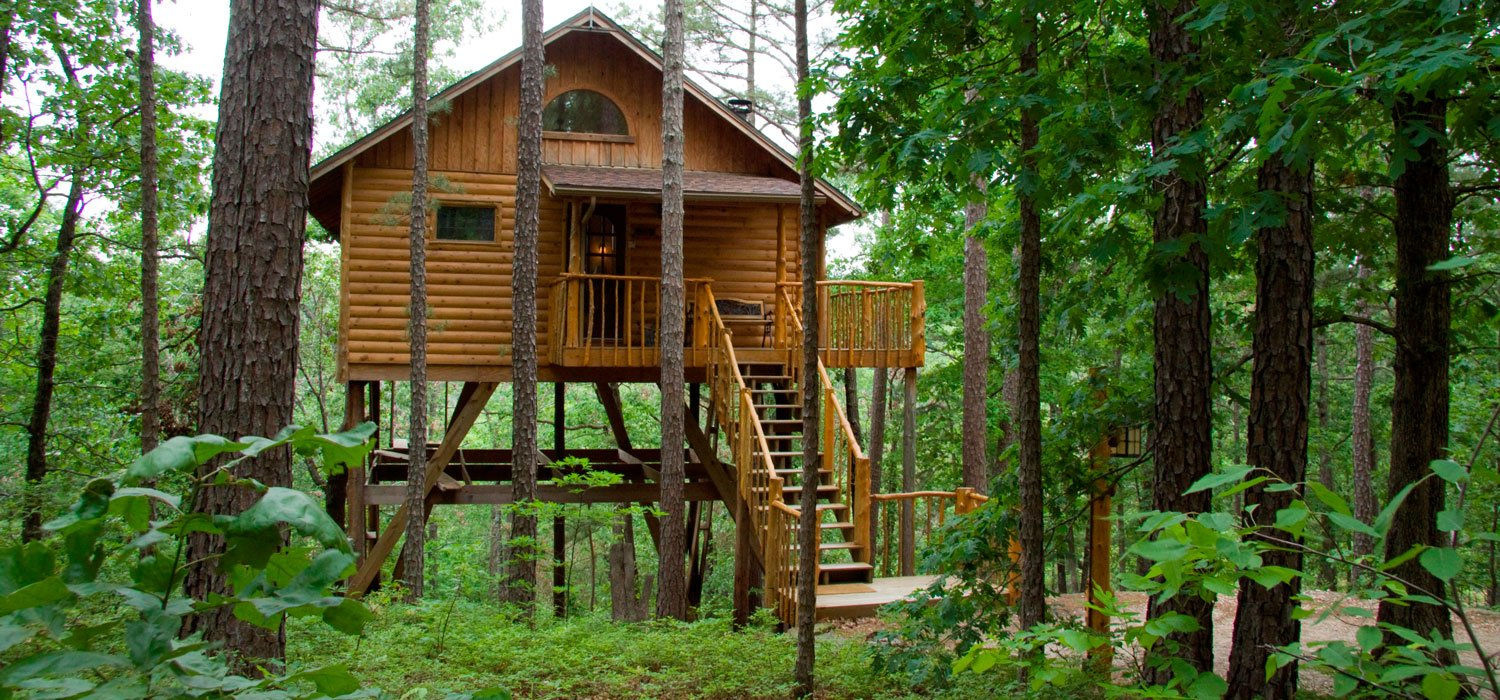 Treehouse Pictures Treehouses In Eureka Springs Arkansas Treehouse Cottages