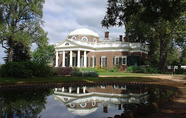 Monticello near Mountain Valley Farm photo by Moofpocket