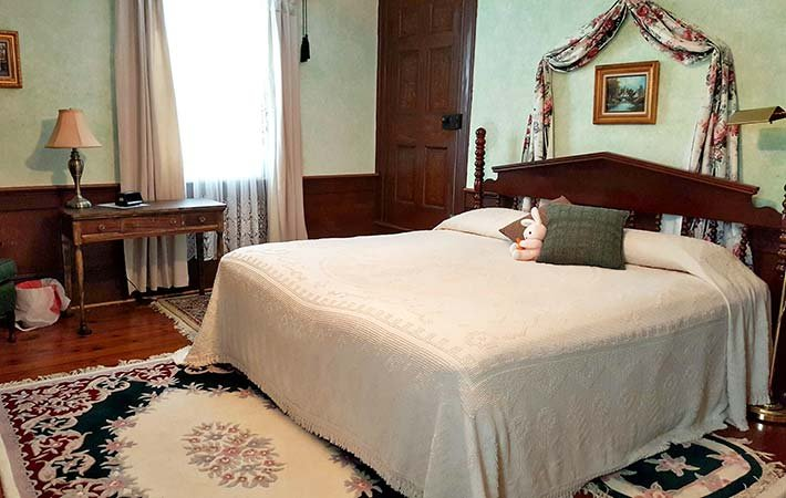 Guest Rooms at The Mountain Valley Inn in Stanardsville, VA