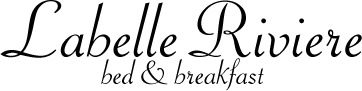 Labelle Riviere b and b logo