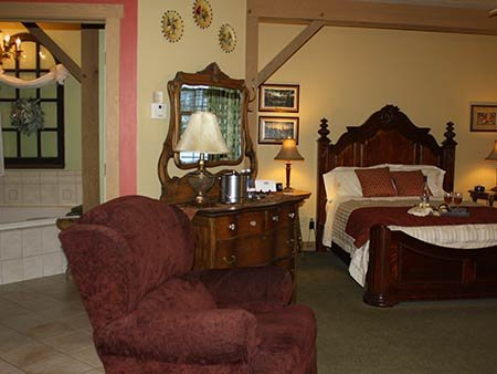 Room at the Barn Inn