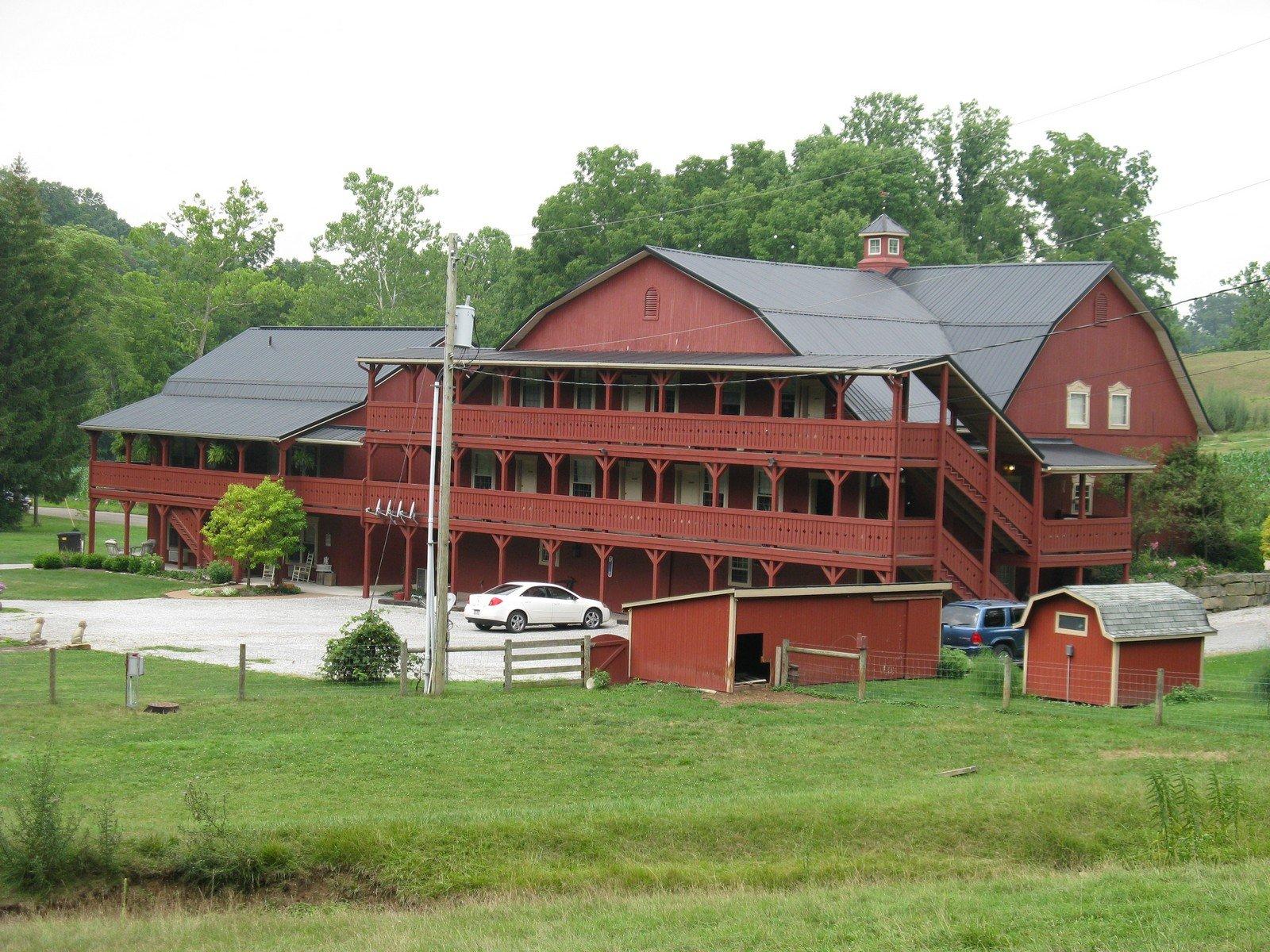 Ohio Barn Bed And Breakfast