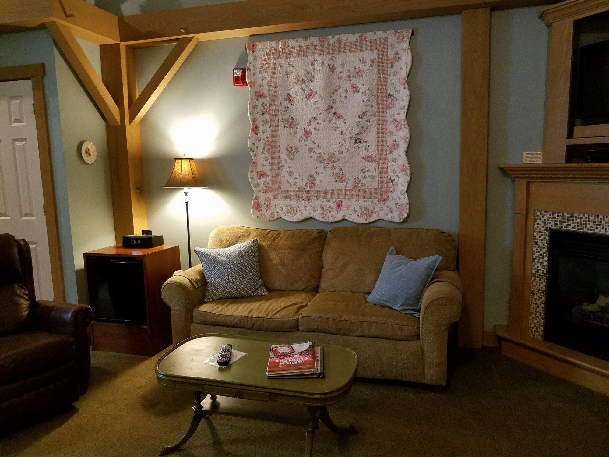 Photo Gallery Millersburg Ohio The Barn Inn Bed