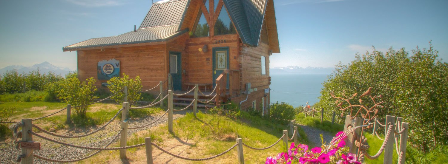 well stairs listings abode ididaride cabin cabins family seward alaska down rentals