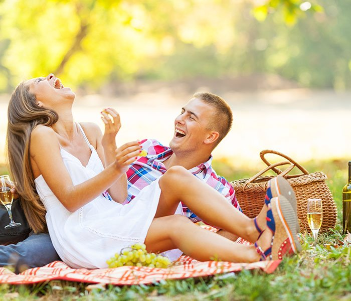 Picnic package at Bayou Haven
