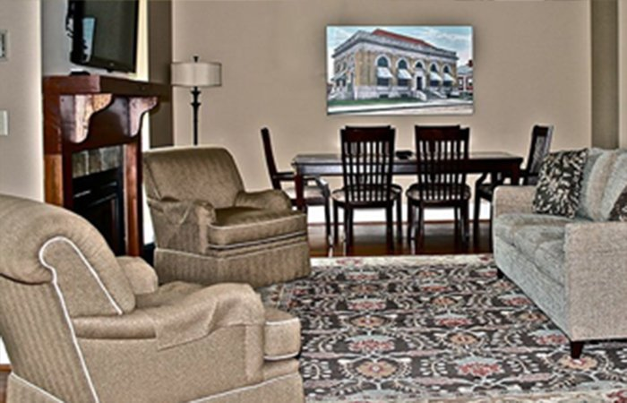Bleckley Suites at Bleckley Inn in Anderson, SC