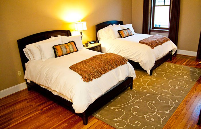 Fretwell Rooms at Bleckley Inn in Anderson, SC