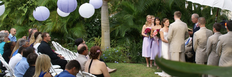 A wedding